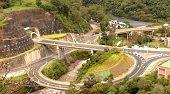Puestos en servicio 8,3 kilómetros de doble calzada en autopista Bogotá - Villavicencio