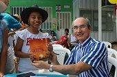 Liceo Literario del Casanare destacó aporte del licenciado Nelson Morales