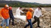 Tres cadáveres han sido rescatados esta semana de las aguas del río Cravo Sur en Yopal
