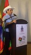 Con Paso Firme Alirio Barrera rindió informe de su gestión