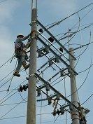 Suspensión del servicio de energía eléctrica este martes en Morichal