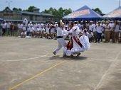 Reclusos de la c�rcel de Yopal conmemoraron la fiesta de Nuestra Se�ora de las Mercedes