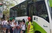 Niños de Hato Corozal se quedan sin transporte escolar. Paro se extendería a otros municipios