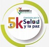 Este sábado en Yopal caminata 5K por la salud y la paz