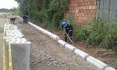 Trabajos en la calle 60 de Yopal completan un porcentaje ejecutado del 95 % con inversi�n de $4700 millones