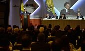Al Gobierno le interesa que al sector petrolero le vaya bien, Presidente Santos