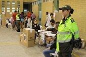 Así está la logística para los comicios del Plebiscito por la paz este domingo en Casanare