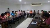 Mesa de di�logo entre Equi�n y comunidad de El Morro con mediaci�n del Gobierno Nacional