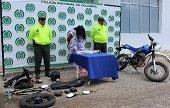 Aumenta el porte ilegal de armas y hurto de motos en Casanare. Balance operativo