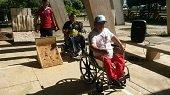 Juegos Departamentales de la población vulnerable en Tauramena