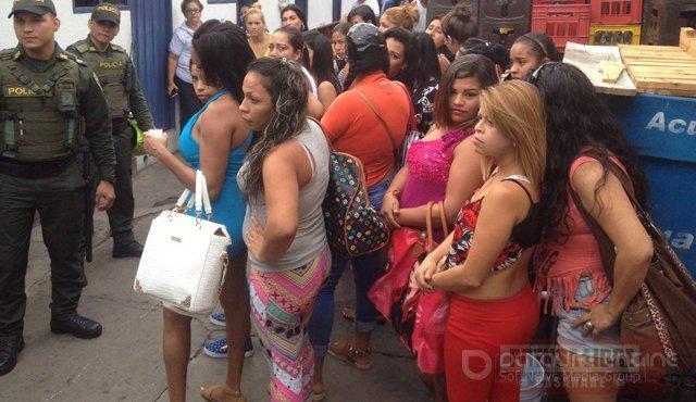 prostitutas marroquíes lenocinio significado
