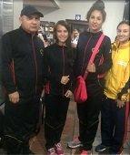 Deportistas de Casanare a competencias internacionales