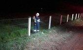Bebé que se cayó de motocarro duró extraviado 2 horas en zona rural de Maní