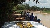 Gestión del riesgo recomendó construir nueva vía ante socavación del río Ariporo