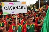 Delegación casanareña participa en Juegos Deportivos de la Orinoquía y Amazonía en Guaviare