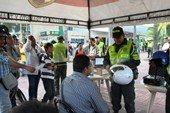 Campañas de prevención vial en Casanare por temporada de fin de año