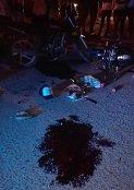 Accidente de tránsito en Maní cobro la vida de un motociclista