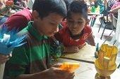 Niños de Llano Lindo se capacitaron en buen uso de las tecnologías y valores familiares