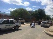Policía debió intervenir para que comunidad de Los Progresos permitiera traslado de planta portátil de agua potable