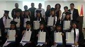 Uniremington graduó a 54 estudiantes de distintos Programas