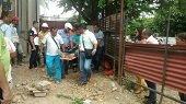 Maestro de construcción cayó desde  un tercer piso de una edificación en Yopal