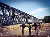 Covioriente pospuso para enero puesta en servicio de segundo puente provisional en el río Charte