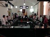 Proyectos de vigencias futuras y modificación del presupuesto a Plenaria del Concejo de Yopal
