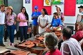 Adultos mayores del Hogar Otoño de Llano Lindo se convirtieron en artesanos