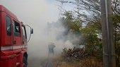 Casanare presenta nivel importante de amenaza de incendios forestales según el Ideam