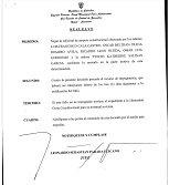 Juez negó acción de Tutela interpuesta por aspirantes a Personería de Yopal