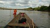 Señalizan sectores profundos del río Cusiana en Maní