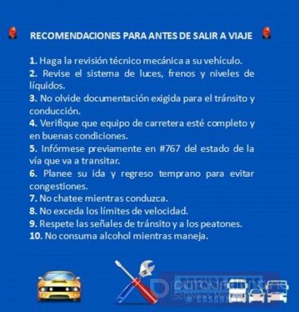 Normalidad en carreteras de Casanare reporta el Invías previo a fiestas de año nuevo
