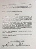 Gobernador Alirio Barrera conjuró incidente de desacato por subsidios de Torres de Santo Domingo