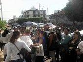 Persiste protesta por falta de personal en oficinas de familias en acción de Yopal