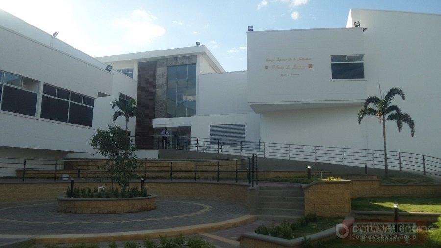 Hoy Inauguran Palacio De Justicia De Yopal Prensa Libre
