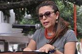 Alcaldesa de Yopal afirma que no se ha demostrado que sea la voz de su hijo la del escándalo por pedir coimas