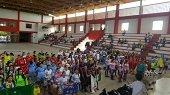Mundialito de fútbol de salón femenino en los barrios de Yopal