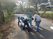 Dos personas murieron y tres resultaron lesionadas en accidentes en jurisdicción de Yopal
