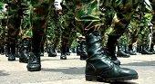 Riña entre soldados regulares en base de Cupiagua dejó un herido con proyectil de fusil