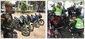 Policía recuperó seis motocicletas que habían sido hurtadas en Casanare