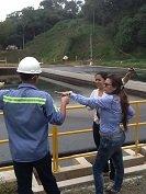 Alcaldesa de Yopal aprendiendo en Medellín