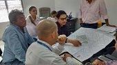 Maní presentó planos medico arquitectónicos de nuevo hospital