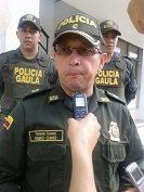 Acusan a Subcomandante de Policía Coronel Fabio Cano de desautorizar operativo
