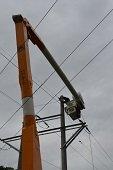 Mantenimiento a redes eléctricas circuito Yopal – Guafilla – Charte este miércoles