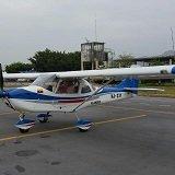 En aeroclub recreativo en Morichal se puede ser piloto por un día