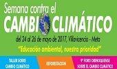 Semana contra el cambio climático en Villavicencio