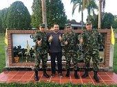 Ejército rescató empresario secuestrado por el ELN en Arauca