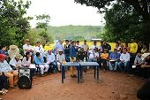 Levantaron bloqueo a relleno sanitario El Cascajar