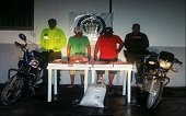Dos capturados por el delito de abigeato en Maní