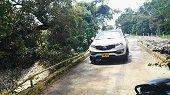 Rehabilitado puente vehicular que comunica a la vereda Picón con Morichal